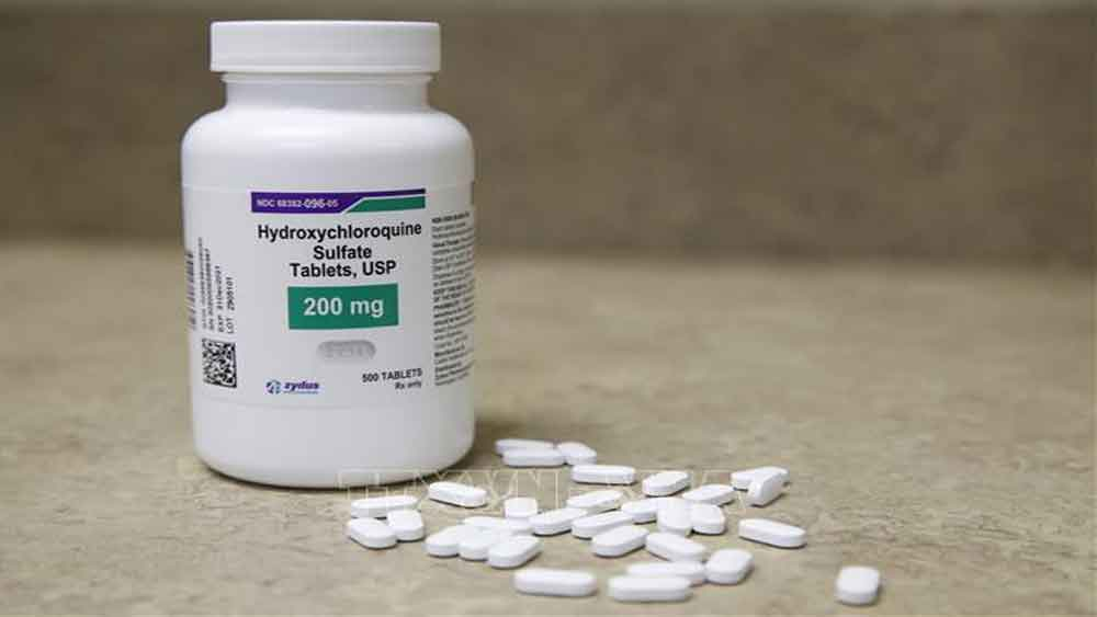 WHO đình chỉ thử nghiệm thuốc chữa sốt rét hydroxychloroquine trong điều trị Covid-19